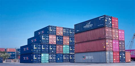 Different types of shipping containers - Four Winds Saudi ...