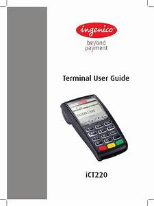 Ict220 User Guide Div434695a