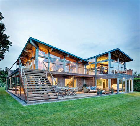 reportage la maison de l estuaire architecte bates masi architects constructeur