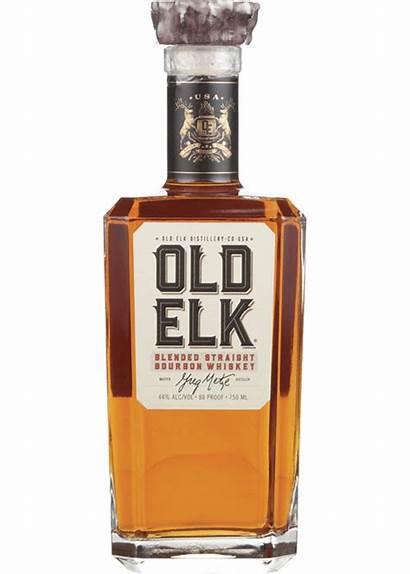 Elk Bourbon Whiskey Wine Total