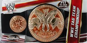 WWE Unified Tag Team Championship belt