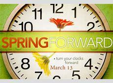 Daylight Savings Time Begins March 13 St Luke's
