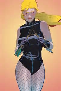 Black Canary Young Justice League