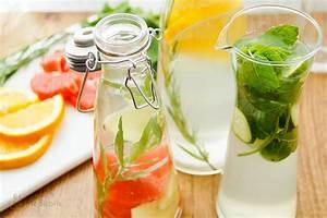 Destilliertes Wasser Selber Machen : wasser mit geschmack selbst gemacht elle republic ~ Watch28wear.com Haus und Dekorationen