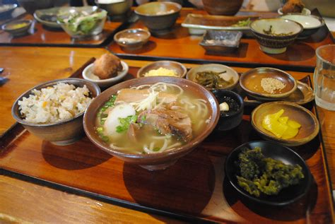 what cuisine what i ate in okinawa dimshum