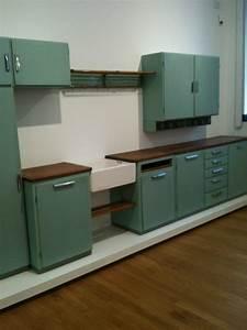 Piet Zwart, Bruynzeel kitchen For the kitchen