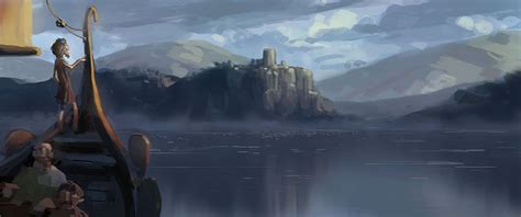 This Brave Concept Art Will Probably Change Your Fate | Oh ...