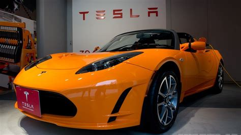 Electric Car Technology by Tesla Wants To Kill Gasoline By Its Electric Car