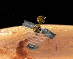 NASA's Mars Reconnaissance Orbiter Finds Subsurface Water ...