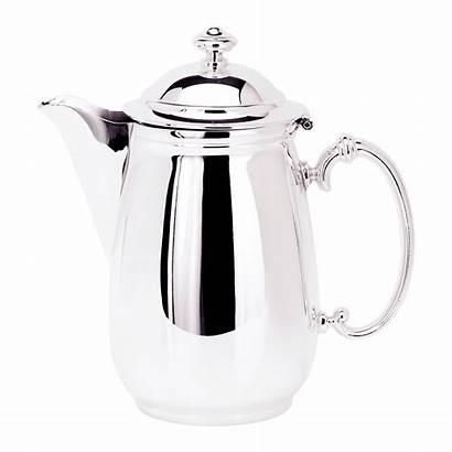 Water Silver Pot Plated Harriets Tea