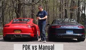 Porsche 911  Pdk Vs Manual Transmission