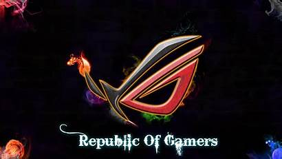 Rog 4k Gamers Republic Asus Official Wallpapersafari