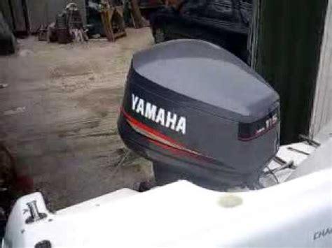 Yamaha Buitenboord by Yamaha 115 Pk Buitenboord Youtube