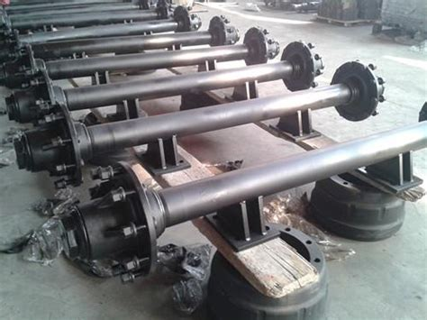 Boat Trailer Axle Assembly by Small Boat Travel Trailer Axle Assembly Trailer Axle