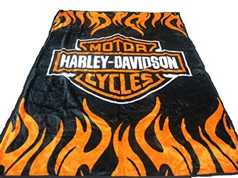 Qutain Linen Brand New Mink Harley Davidson Queen Size Double Side Plush Blanket Super Soft Shop Christo Valley Curtain Hot Pink And Black Curtains How To Hang Properly Horizontal Striped Door Online Tie Up 17 Foot Rod Industrial