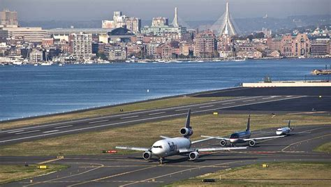 Boston Logan International Airport Runway 927