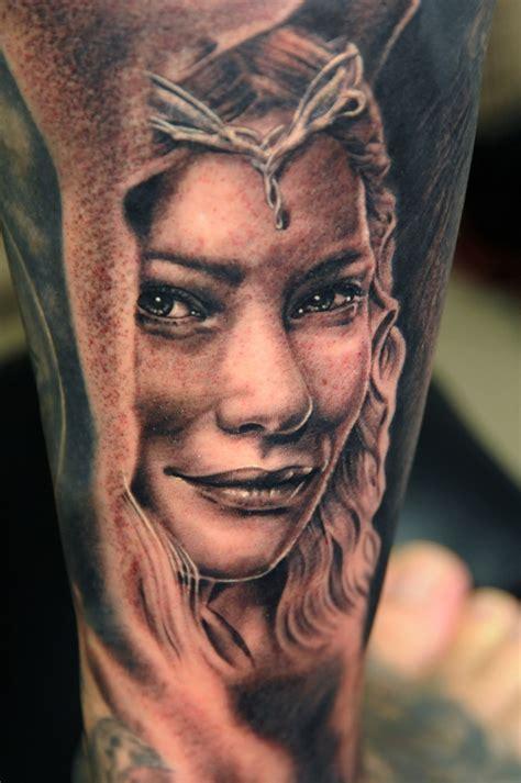 beautiful woman tattoo  andy engel tattoomagz