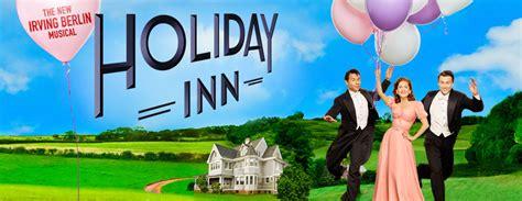 corbin bleu bryce pinkham irving berlin musical holiday inn