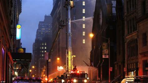 Ņujorkā nodegusi vēsturiska pareizticīgo baznīca - Holmss.lv