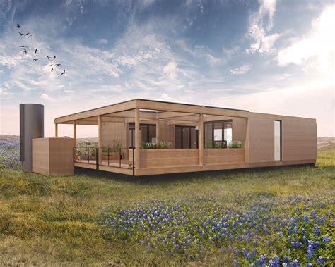 texas modular home  run  rainwater  sunshine  builder magazine water water
