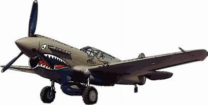 Warhawk Aircraft Clipart 40 P51 Plane Curtiss