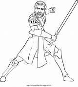 Coloring Wars Star Obi Wan Kenobi Pages Mace Windu Sheets Jedi Super Clone Starwars Printable Getdrawings Mandala Sheet Drawing Adult sketch template