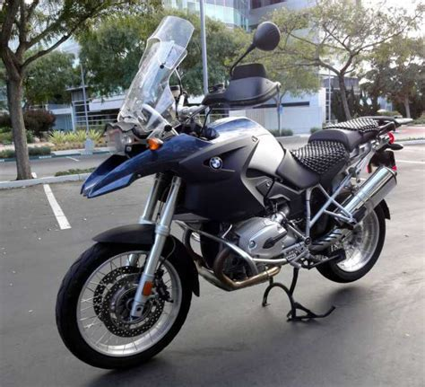 2005 Bmw R1200gs by 2005 Bmw R1200gs For Sale On 2040motos