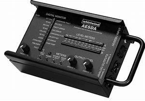 Portable Aes To Analog Converter Aesda Manuals