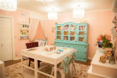 Craftaholics Anonymous®  Craft Room Tour With Lather And