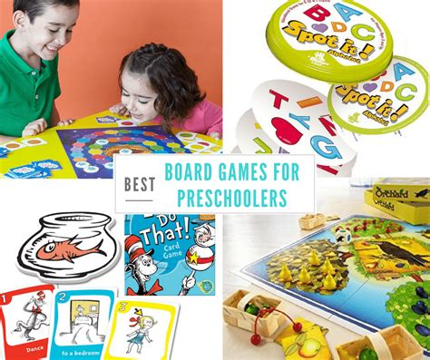 board for preschoolers 3 4 and 5 year olds 351 | Best Board Games for Preschoolers ftr