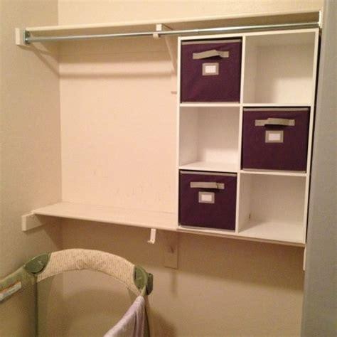 closet nursery now with panoramic view powers of mine