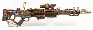 Steampunk weapons and diy on Pinterest | Steampunk Gun ...