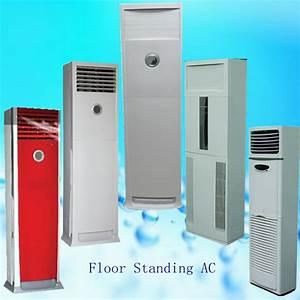 Floor Standing Air Conditioner 48000btu  5p  4ton R410 220v 50hz