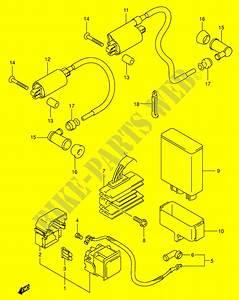 Electrical For Suzuki 2001   Suzuki Motorcycles