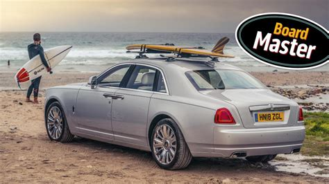 Rolls Royce Top Gear by What Happens When You Go Surfing With A Rolls Royce Ghost
