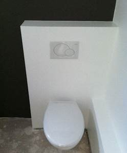 Pose Toilette Suspendu : prix toilette suspendu maison design ~ Melissatoandfro.com Idées de Décoration