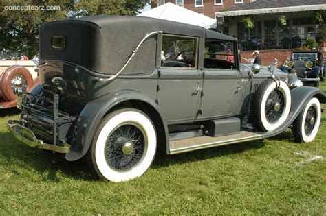 1928 Minerva AF Transformable at the The 100 Motor Cars of ...