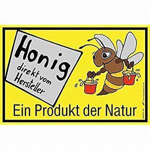 Honig Aus Eigener Imkerei : schild honig aus eigener imkerei echter deutscher honig 309293 gr ca 30 x 20 cm ~ Whattoseeinmadrid.com Haus und Dekorationen