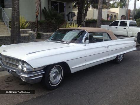 1964 Cadillac Convertible Dimensions Crafts