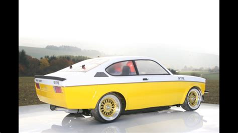 Opel Coupe by Rc Car Opel Kadett C Coupe Rallye Tamiya With Exhaust