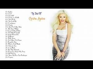 Best Songs Of Christina Aguilera Christina Aguilera