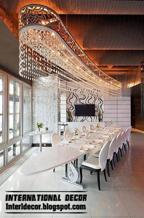 modern luxury italian dining room furniture ideas white