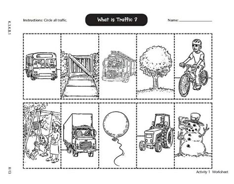 health amp safety learning about road safety safety 650 | ae83a54c9a07bef23b7dc8d9db48db75 kindergarten lesson plans health class