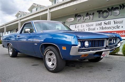 FORD RANCHERO - 198px Image #8