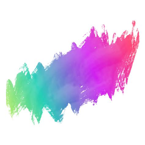 paint colorful colorful grunge paint stroke background free