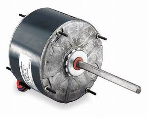 Genteq 1  4 Hp Condenser Fan Motor Permanent Split