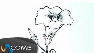 Disegna un fiore facilmente! YouTube
