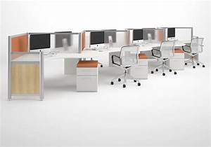 Modular Office Furniture Modern Workstation — Randy ...