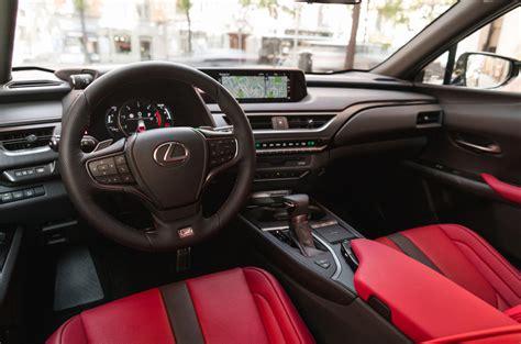 lexus ux   sport fwd  review autocar