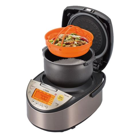 tiger   japan induction heating rice cooker